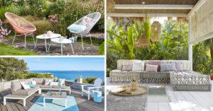 Maisons du monde: 15 ispirazioni per un esterno dall'atmosfera mediterranea