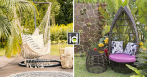 Come arredare uno spazio relax in giardino