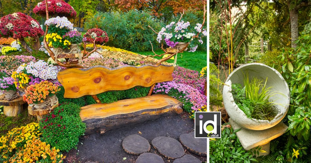 idee per un giardino unico e originale