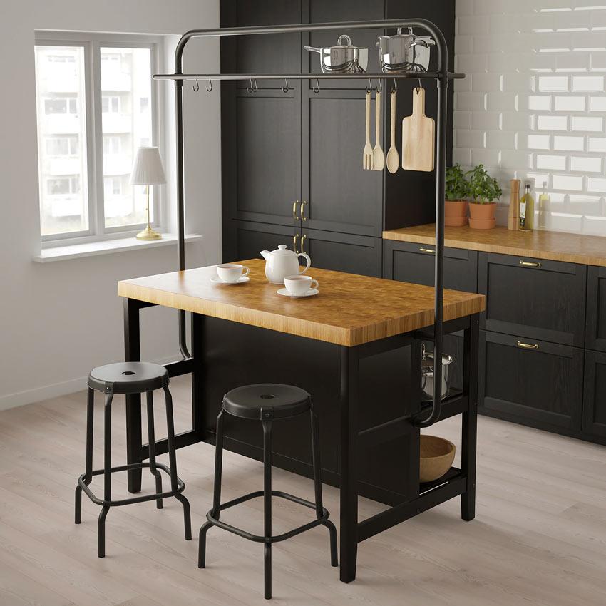 Isole cucina Ikea modello VADHOLMA.