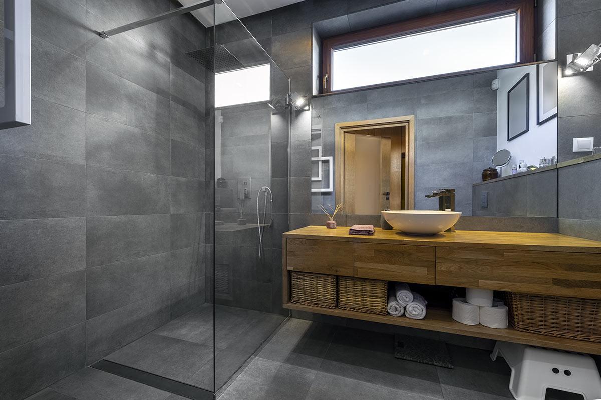 Arredo Bagno Legno Chiaro.15 Idee Design Per Arredare Il Bagno Con Mobili In Legno Ispiratevi
