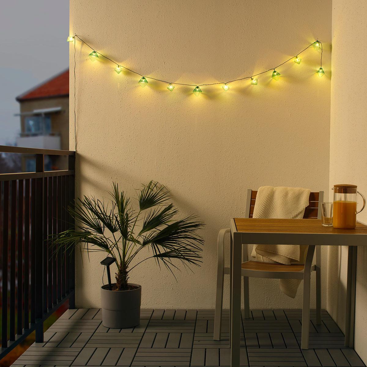 Catena di luce IKEA in offerta con la family card giugno 2020.