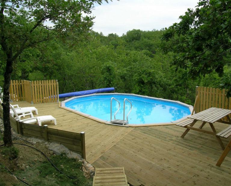 9 idee per installare una piscina con soppalco! Ispiratevi