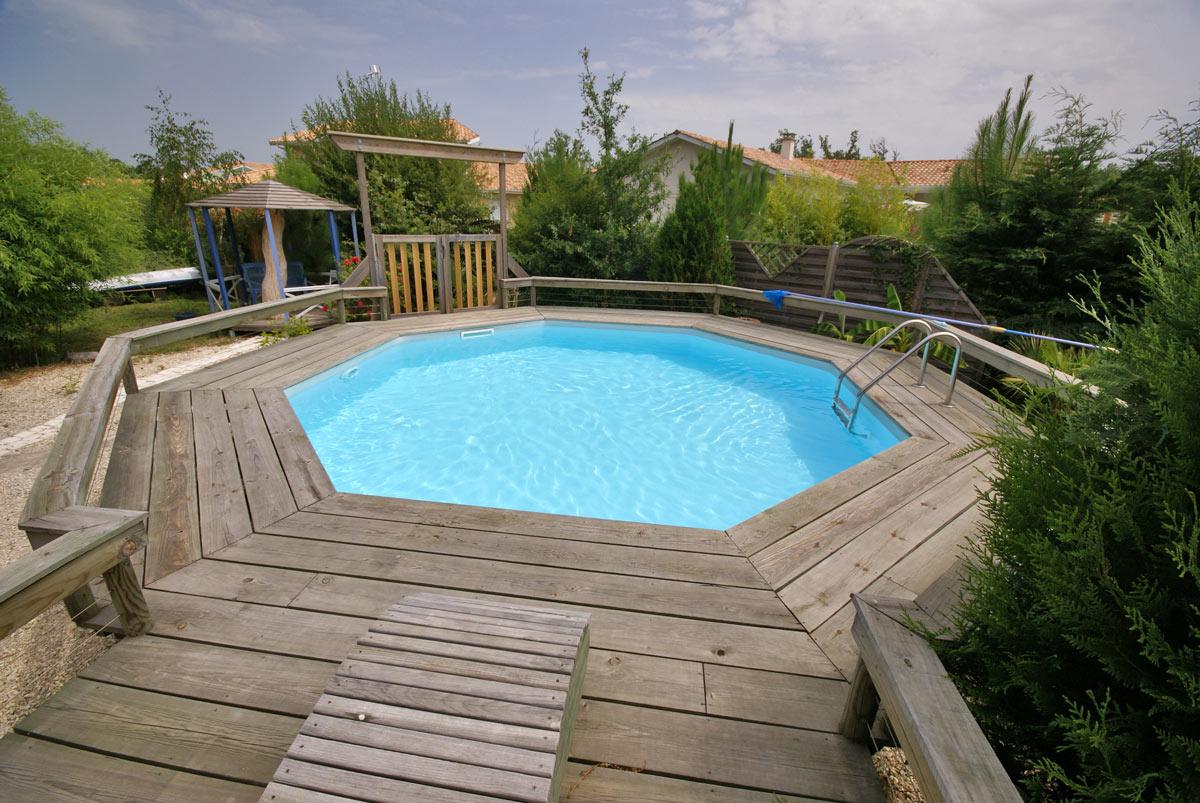 Idee Per Soppalco In Legno 9 idee per installare una piscina con soppalco! ispiratevi
