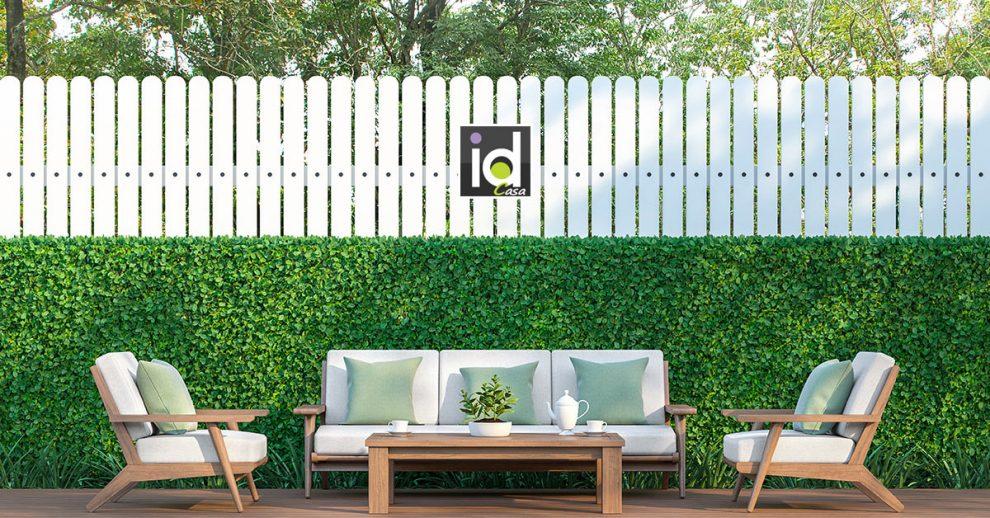 Idee recintare il giardino con stile.