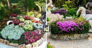magnifiche aiuole da realizzare in giardino