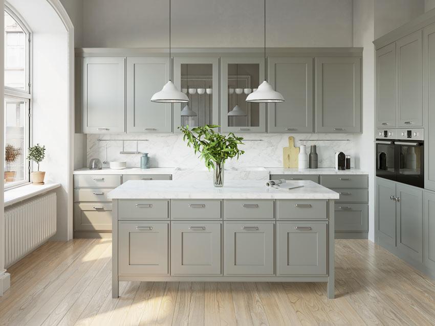 La Cucina Con Finestra 13 Soluzioni Di Arredamento