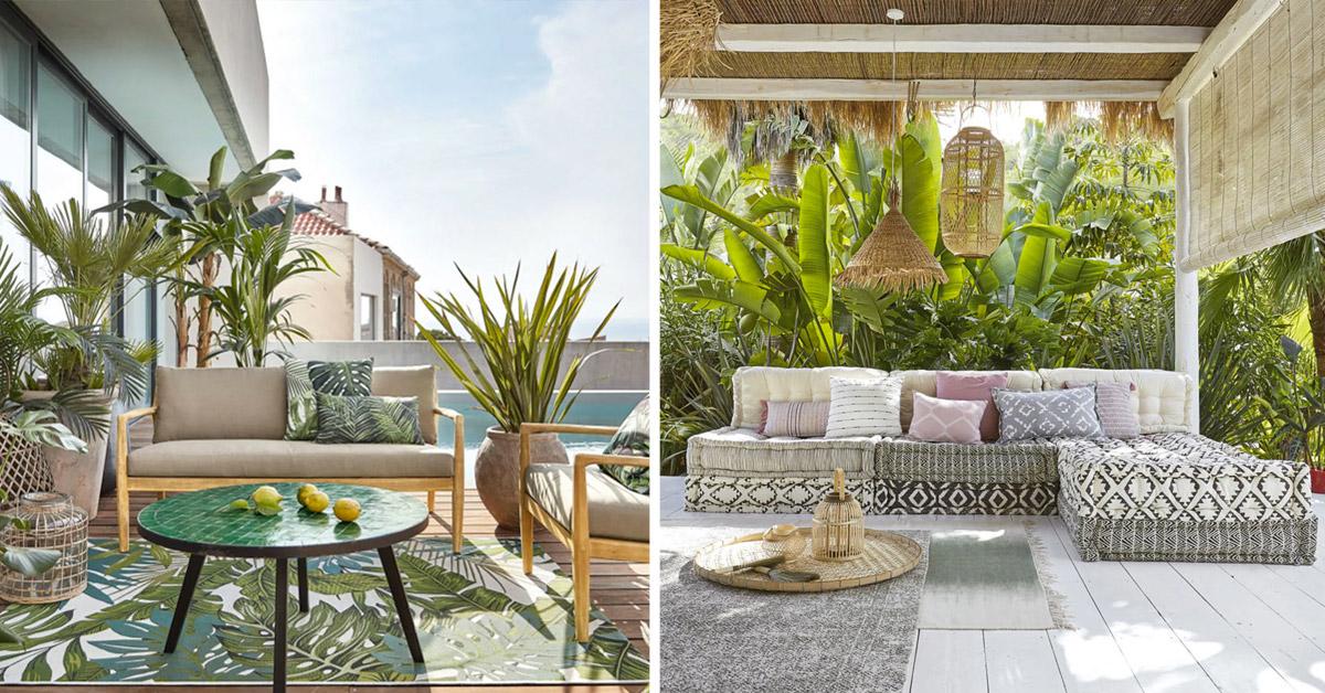 Un Patio Da Sogno Con Maisons Du Monde 13 Bellissime Casa Design