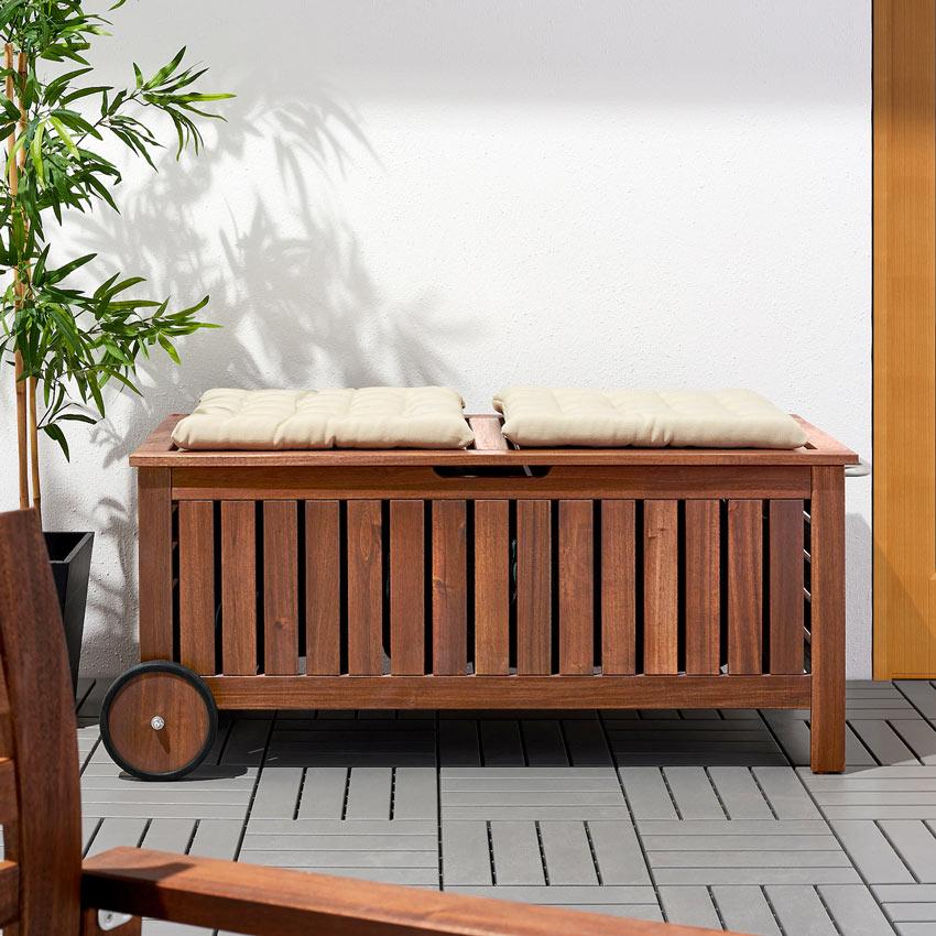 Mobili da esterno IKEA.