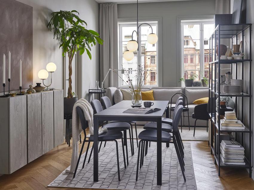 Sala Da Pranzo Ikea 13 Ispirazioni Per Arredare Con Stile