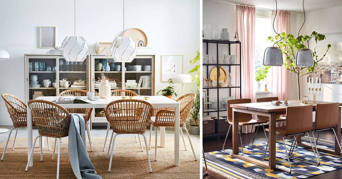 Sala da pranzo IKEA