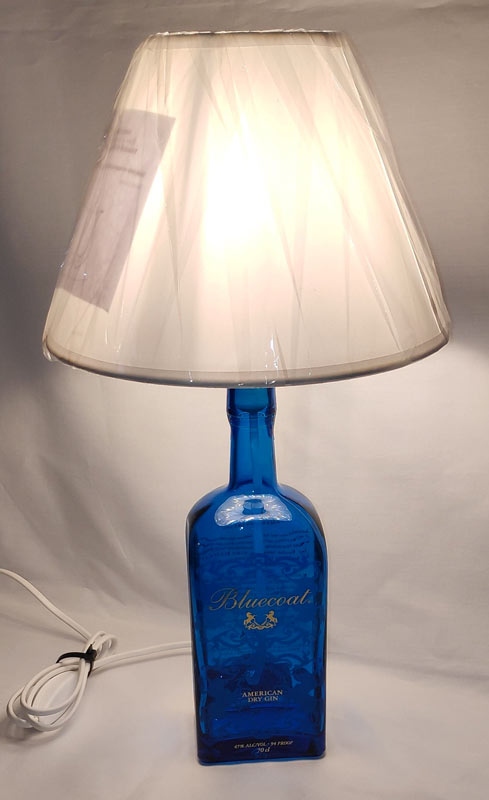 lampada bottiglia fai da te