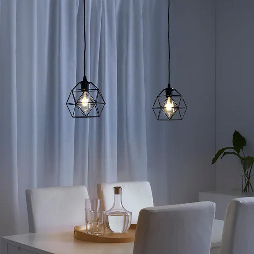 lampade ikea decor