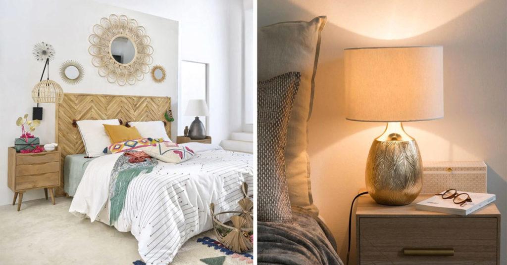 Camere da letto moderne Maisons du Monde.