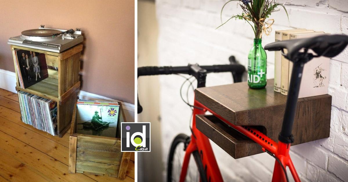 oggetti originali per organizzare e personalizzare la casa