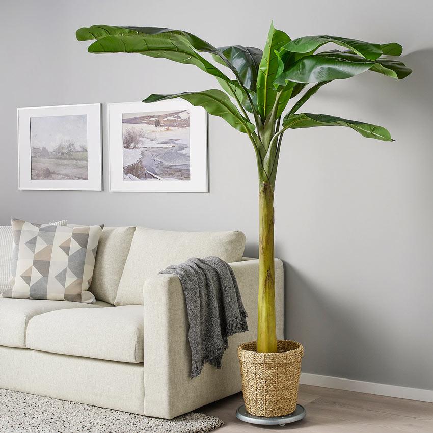 pianta verde artificiale IKEA