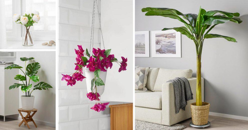 Le piante artificiali IKEA 2020
