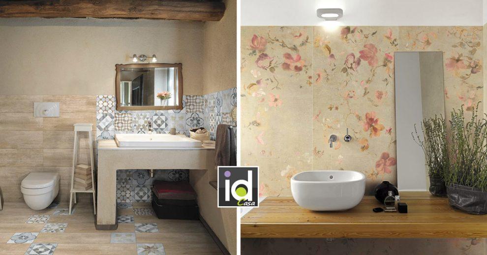 piastrelle di design per decorare il bagno con Leroy Merlin