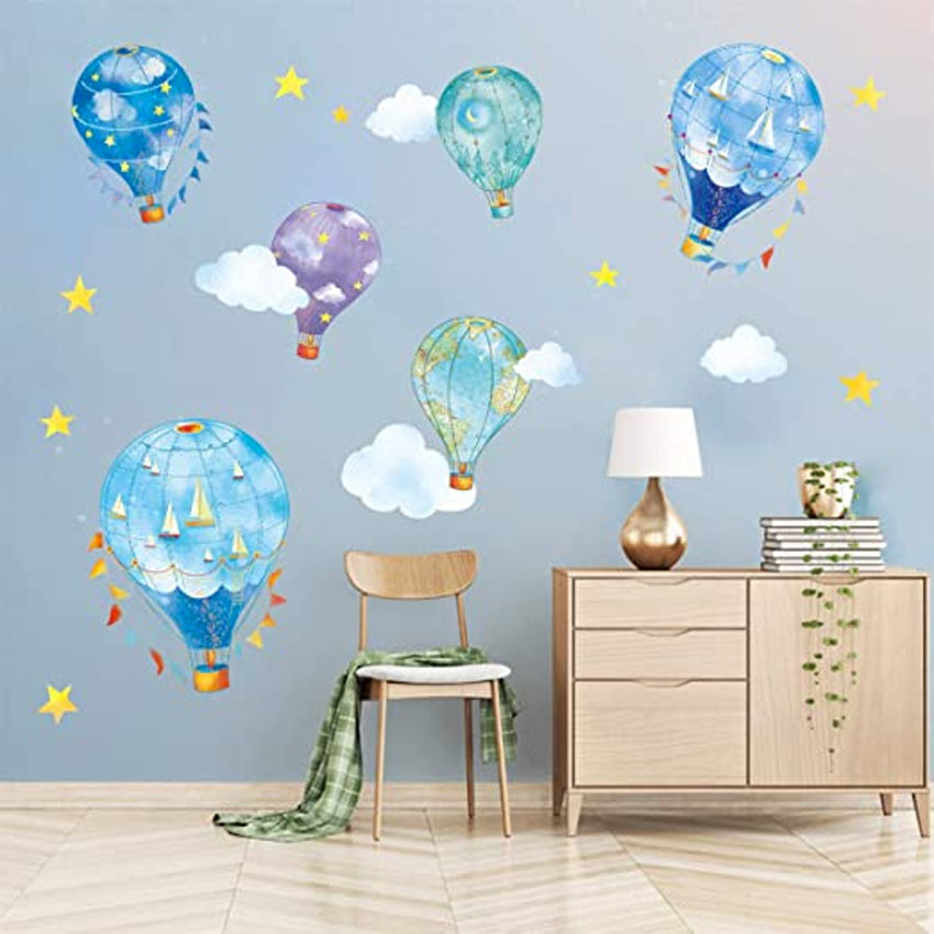 adesivi murali camerette per bambini
