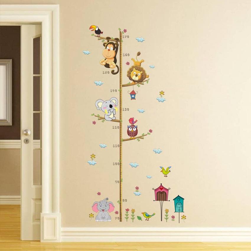 adesivo murale camerette bambini