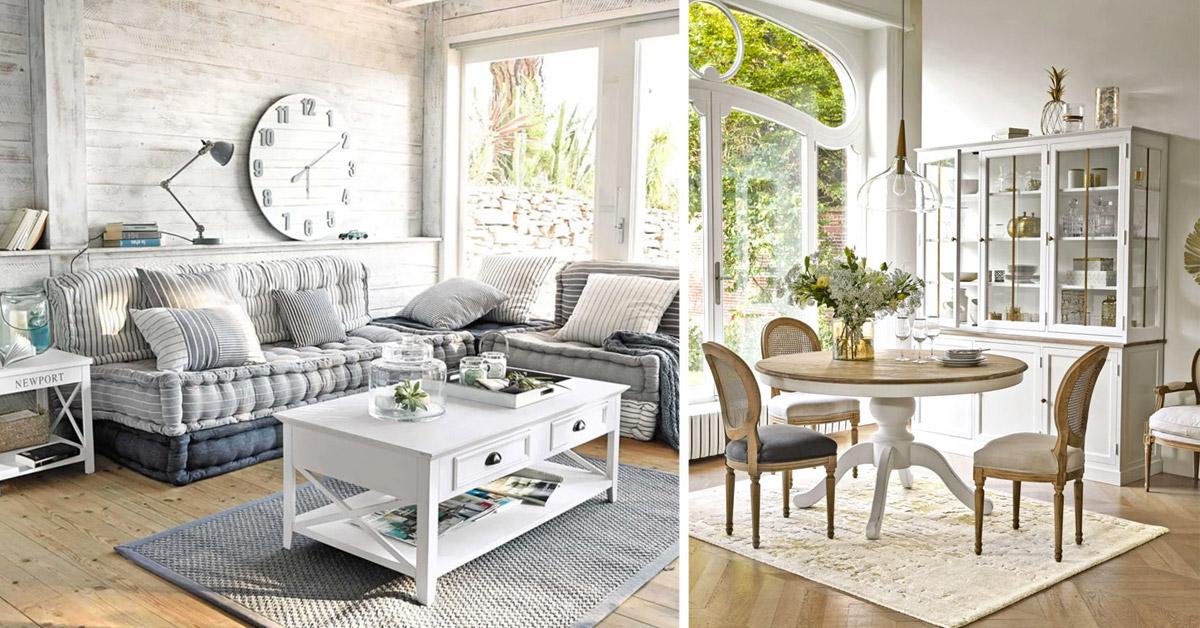arredare casa in stile provenzale con Maisons du Monde