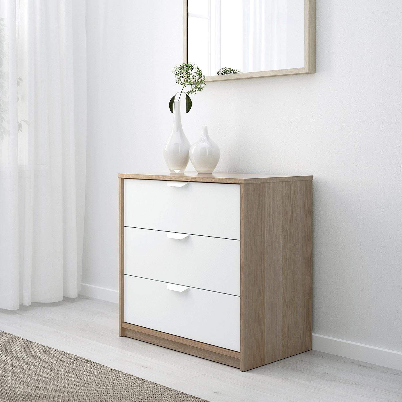 13 cassettiere IKEA per ordinare casa con gusto! Ispiratevi