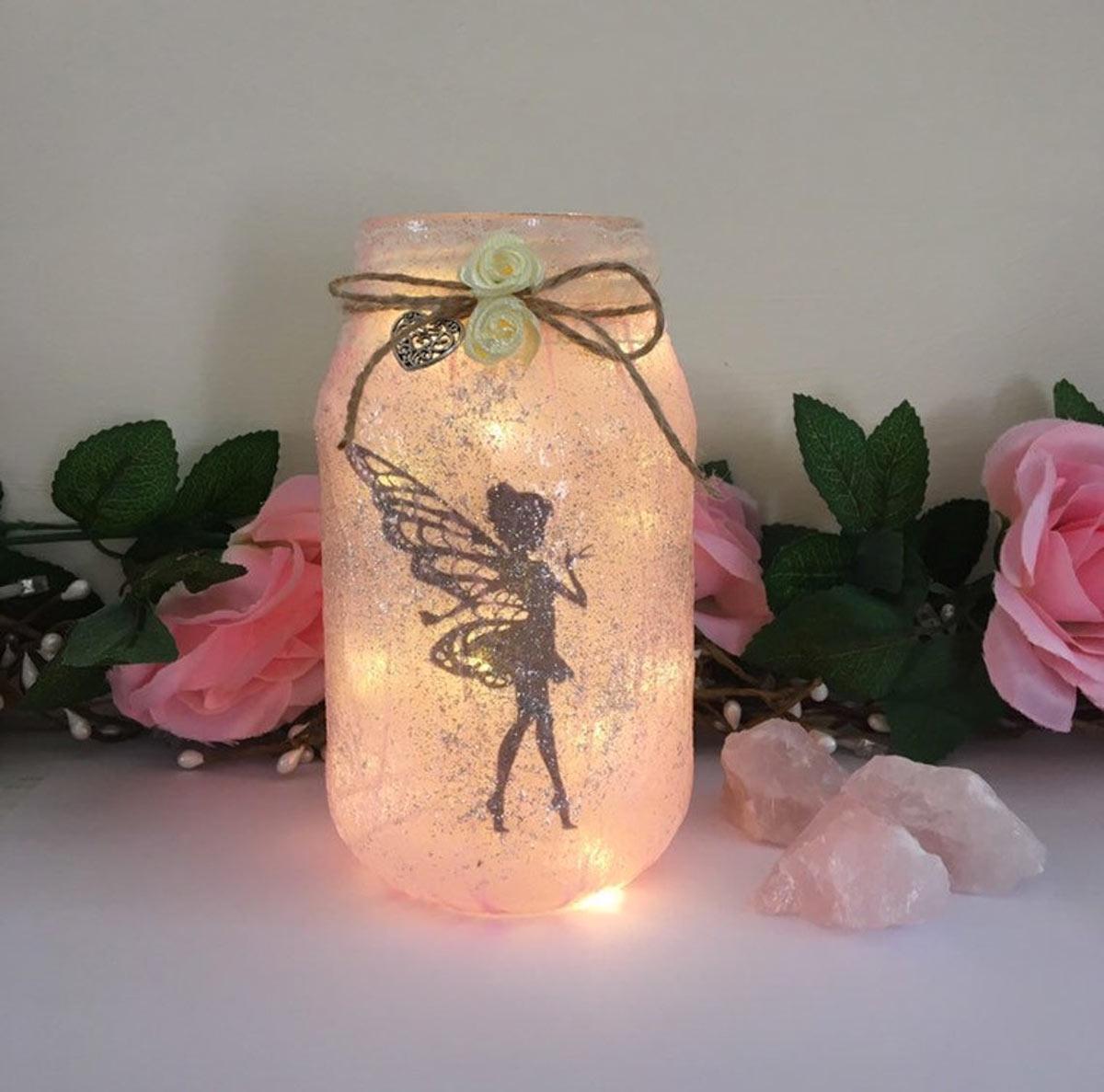 lanterne fai da te con barattoli di vetro