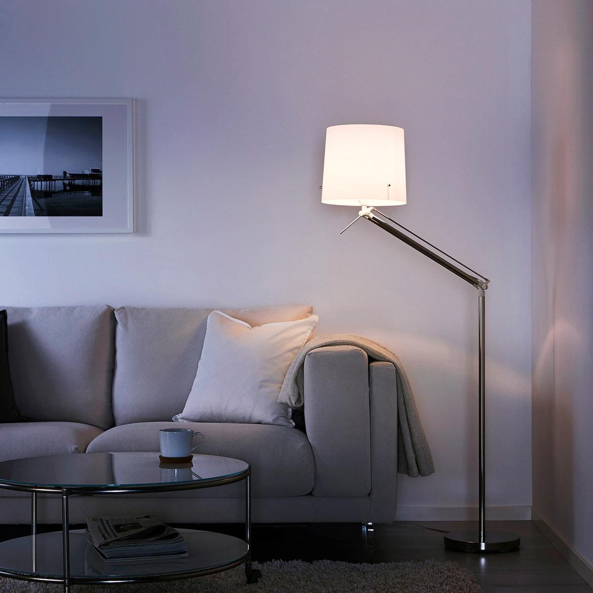 lampada SAMTID IKEA offerte fine serie settembre 2020