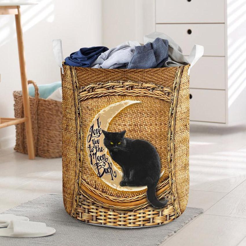 cesti per il bucato che portano una ventata di originalità