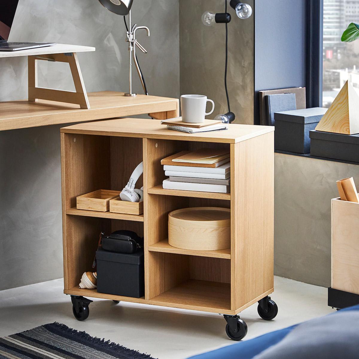 Arredare un piccolo appartamento con la collezione RÅVAROR di IKEA