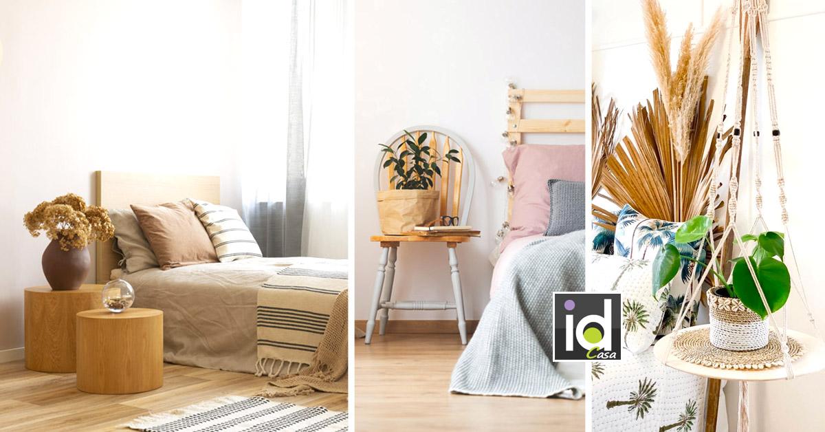 comodini fai da te per aumentare il design della camera da letto