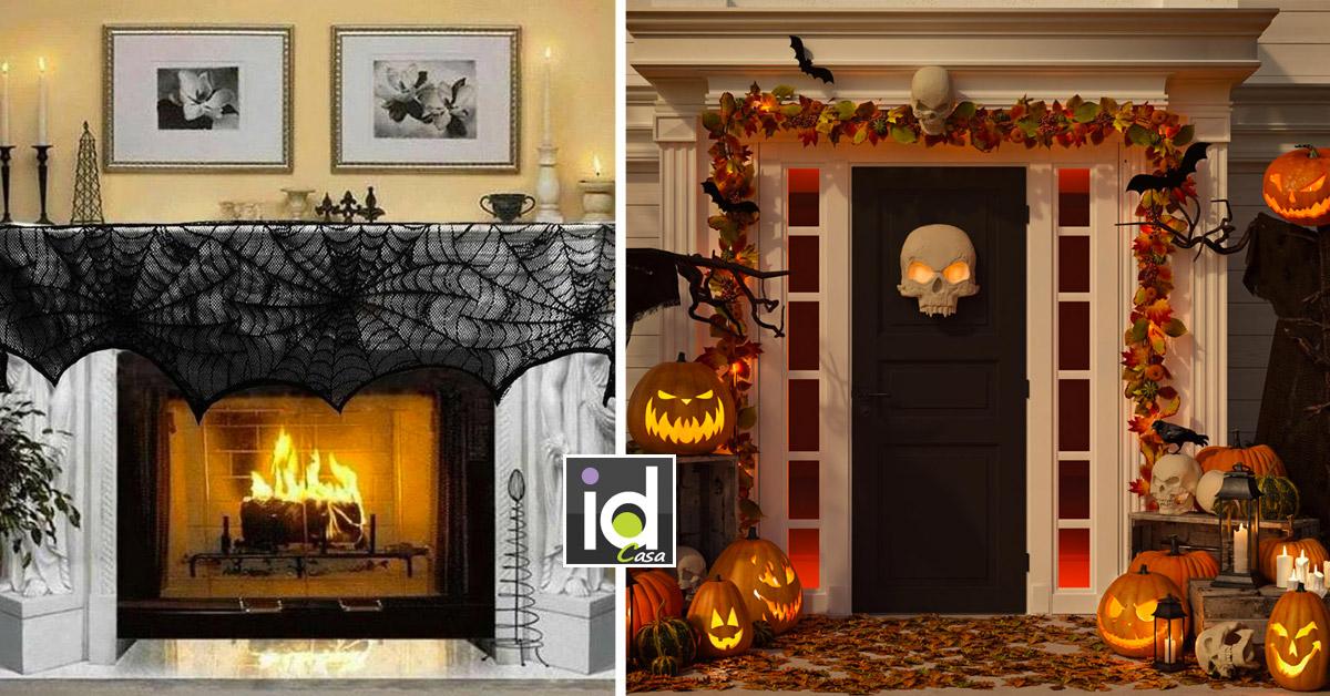 decorazioni più paurose per Halloween