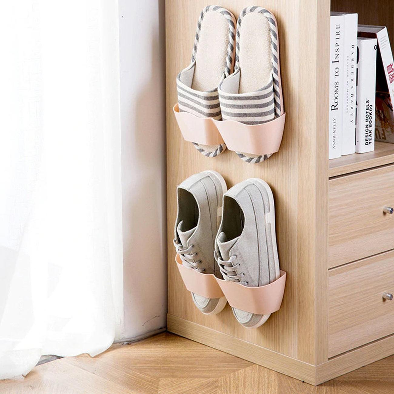 organizer salvaspazio per le scarpe