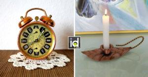 Oggetti in rame per decorare la casa in modo creativo