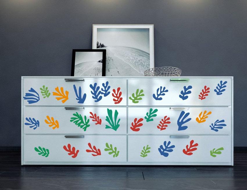 come personalizzare un comodino IKEA