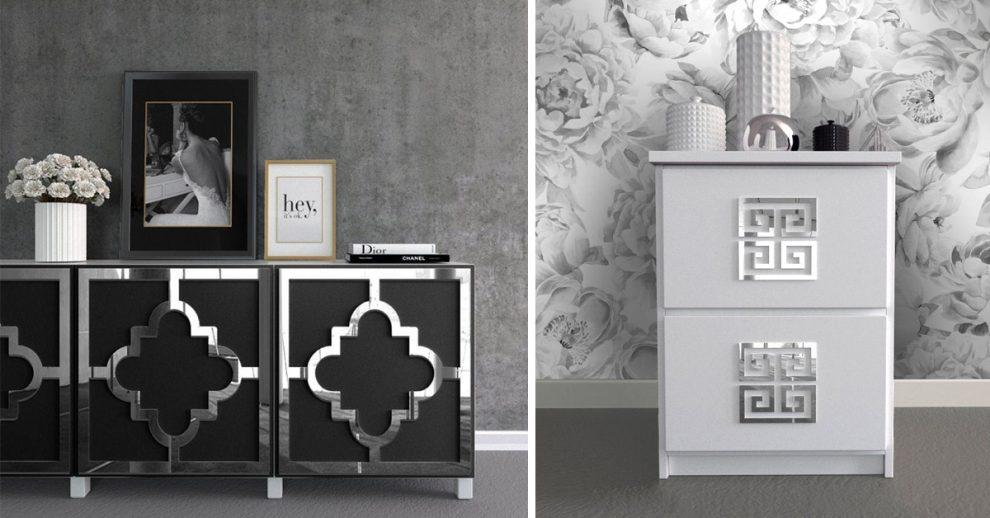 come personalizzare un mobile IKEA