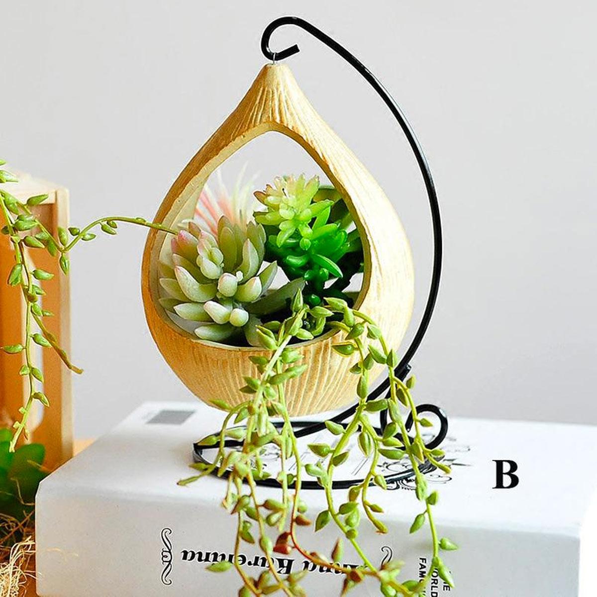 piante grasse artificiali idee per decorare casa
