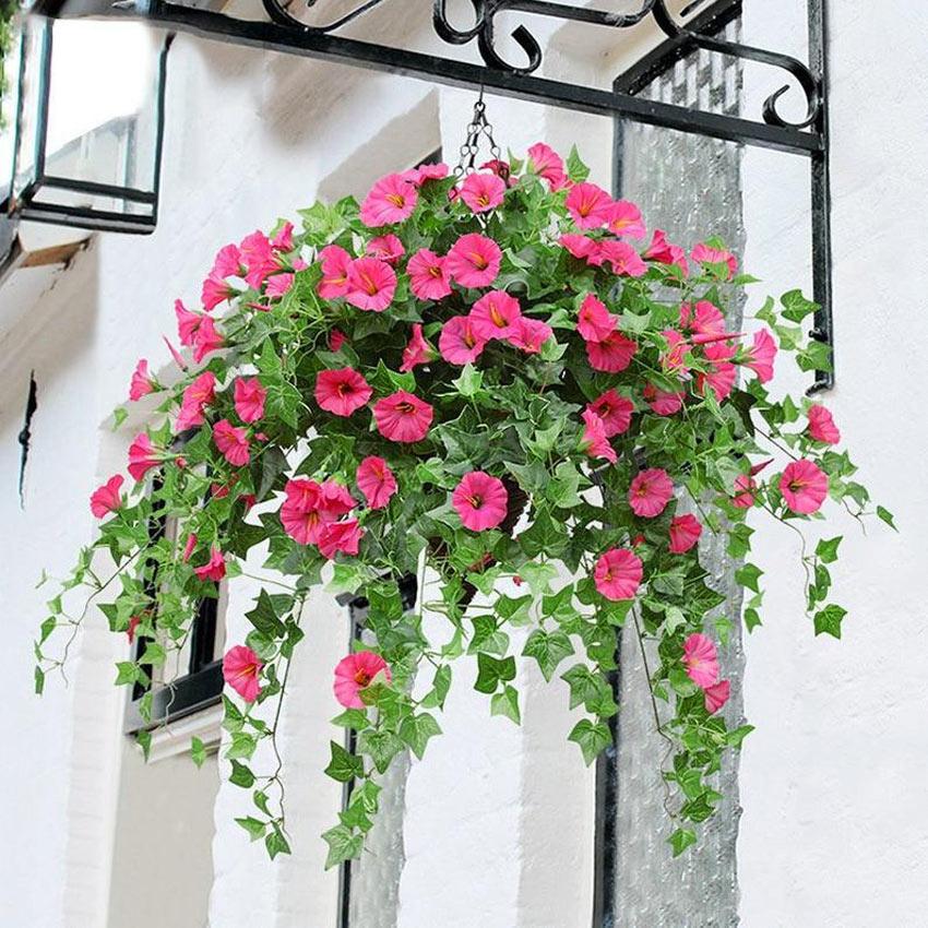 piante artificiali idee per decorare casa
