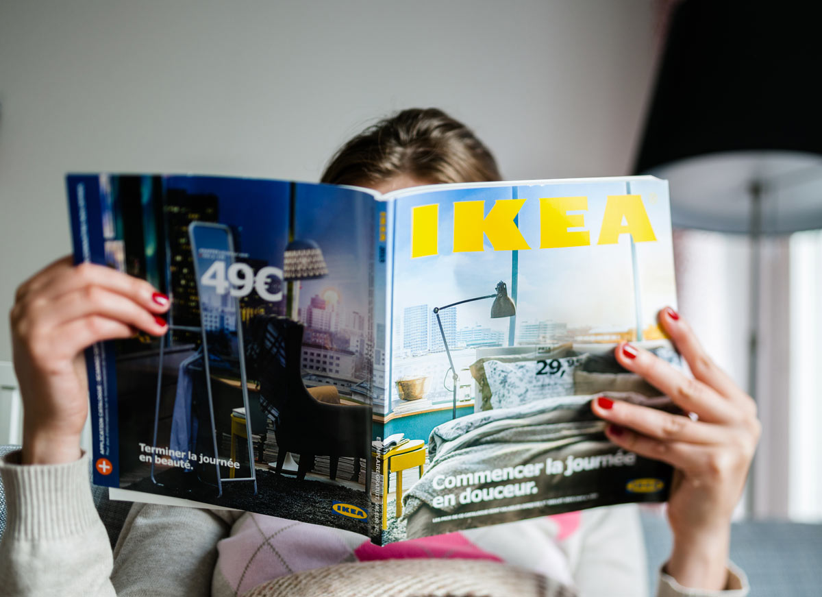 Buy back IKEA come funziona.