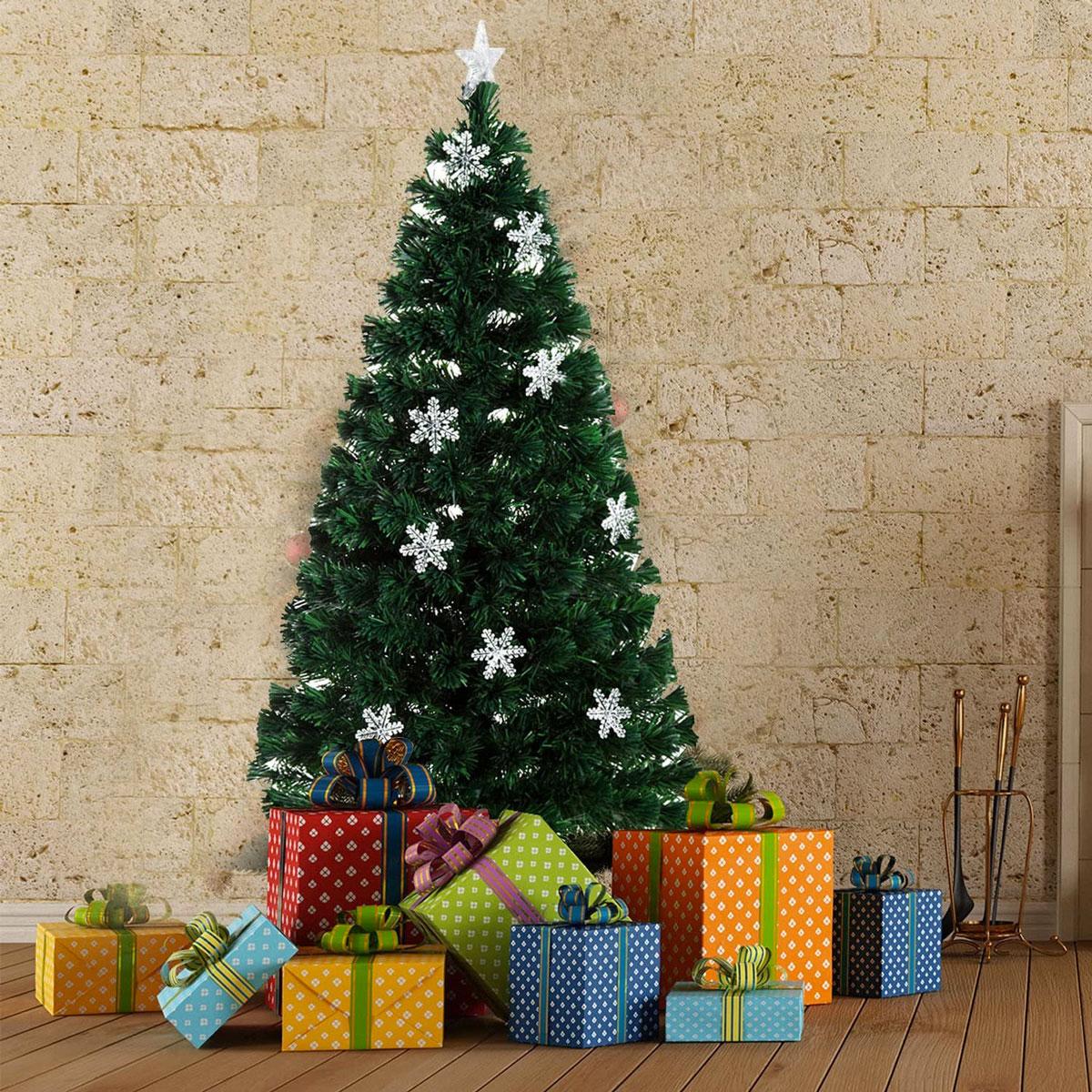 Albero di Natale con luci incorporate