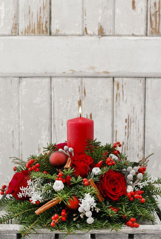 Centrotavola Natalizio Fai Da Te 12 Idee Per Un Natale Magico
