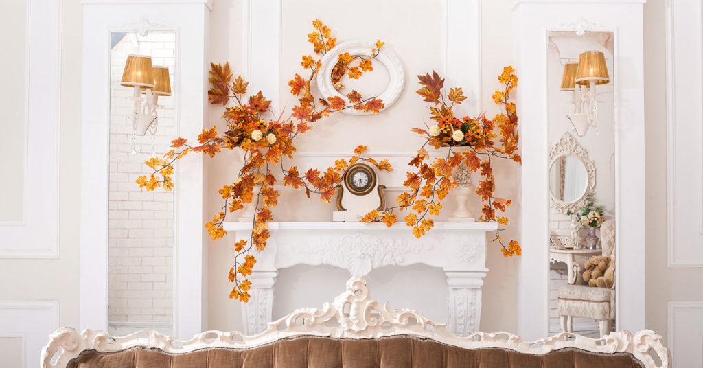 I colori dell'autunno per decorare casa