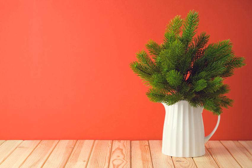decorazioni invernali fai da te