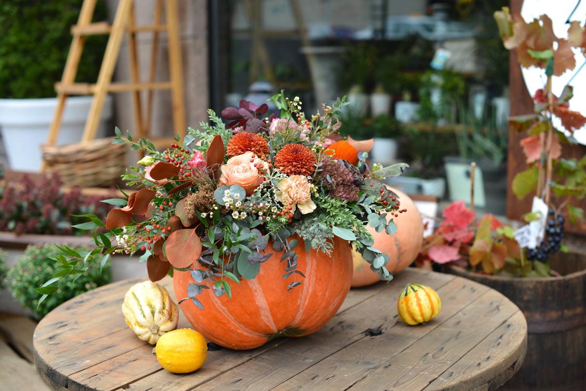 Realizzate insieme agli amici e ai figli lavoretti d'autunno fai da te che valorizzino la casa e, perché no, anche l'esterno