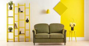 Pitturare una parete in modo originale