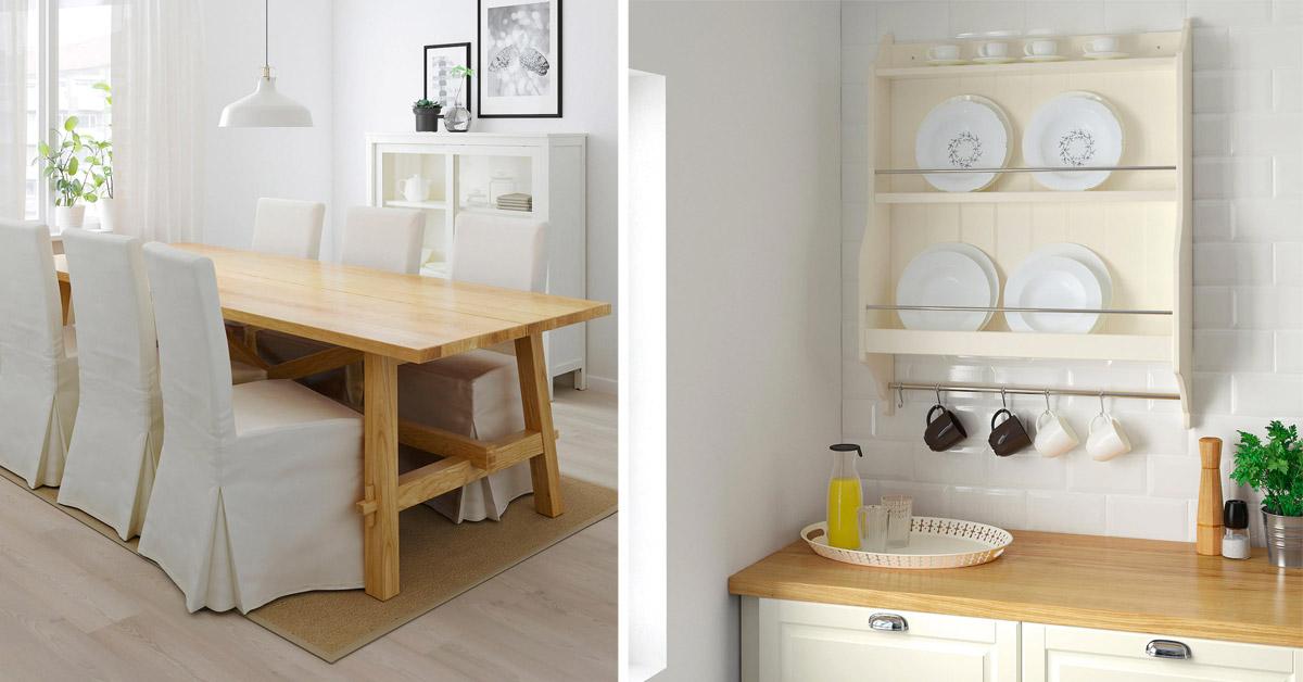 Ikea 15 Arredi Perfetti Per Una Casa Stile Shabby Chic Moderno