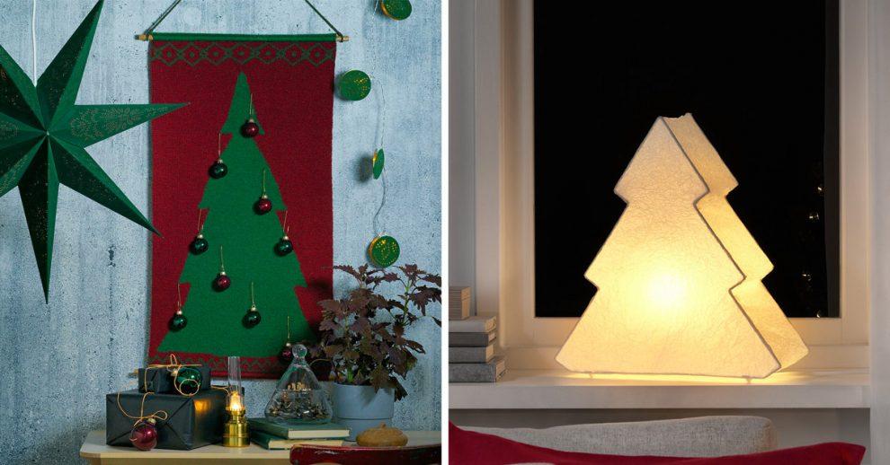 Alberi di Natale originali IKEA 2020