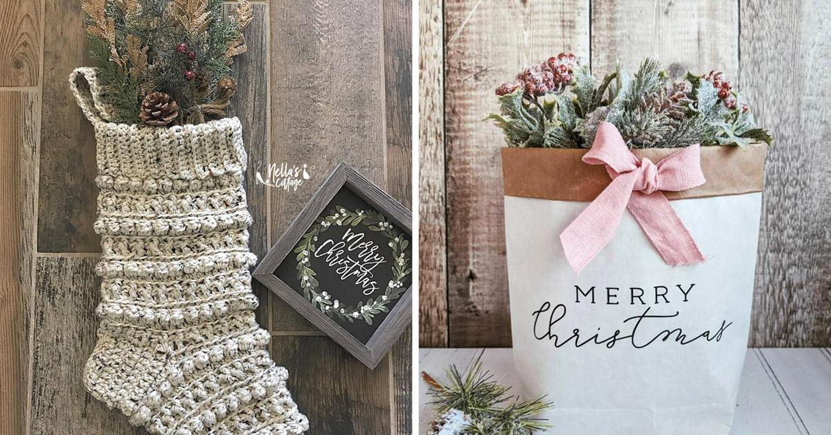 Cachepot natalizio originale e creativo