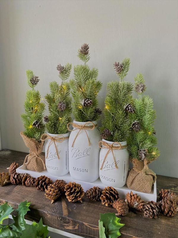 decorazioni sfiziose per Natale