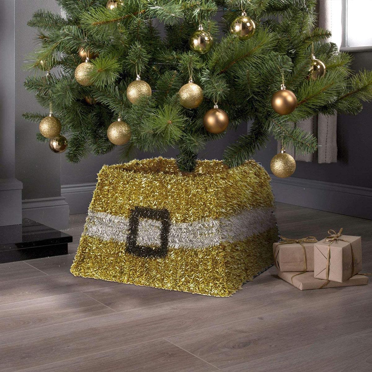 Copri base originale per l'albero di Natale